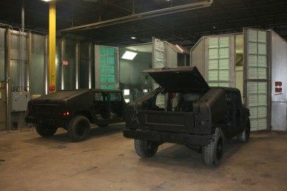 HUMVEE - Voorhees Police Department