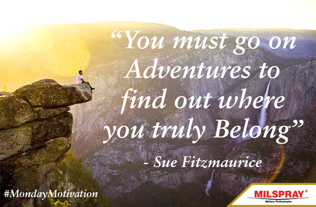 Motivational Quote Sue Fitzmaurice