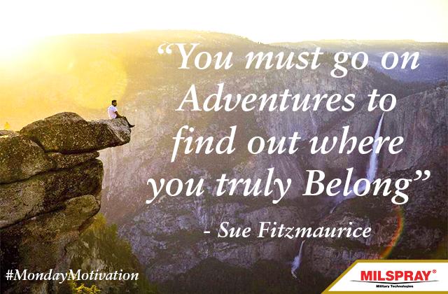 Motivational Quote Sue Fitzmaurice