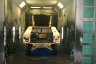 Brick Township Police Department HUMVEE HMMWV (before)