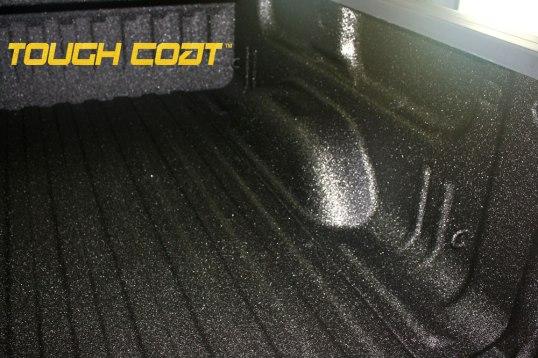 Chevrolet Silverado Bed liner Tough Coat