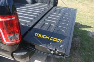 Ford F150 XLT Bed Liner Tough Coat
