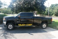 GMC 2500 Bed Liner Tough Coat