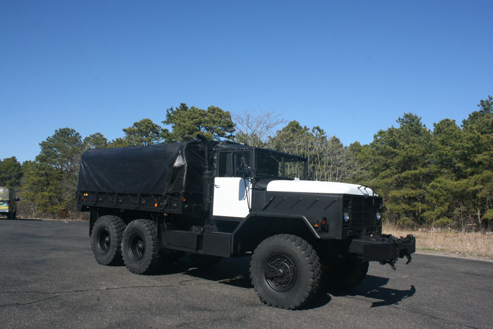 5 Ton Truck Howell Police Department