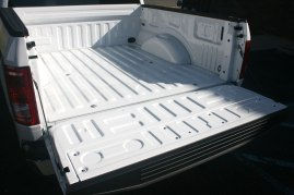 Ford F150 Bed Liner (Before)