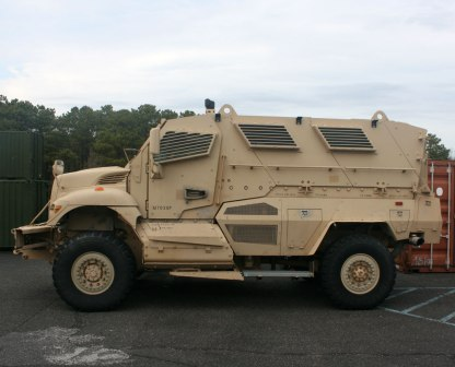 Perth Amboy MRAP - Before