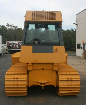 Bulldozer Monmouth County Public Works
