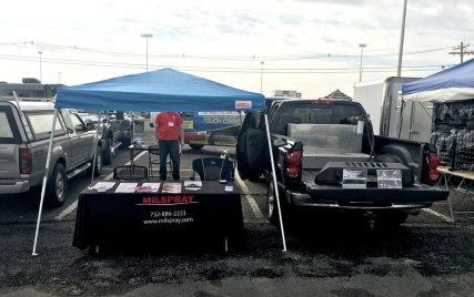 Englishtown Swap Meet