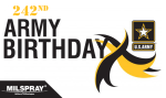 Army 242nd Birthday