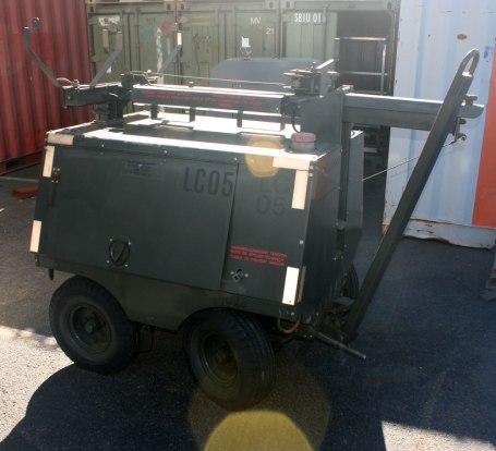 FL 1D Light Cart