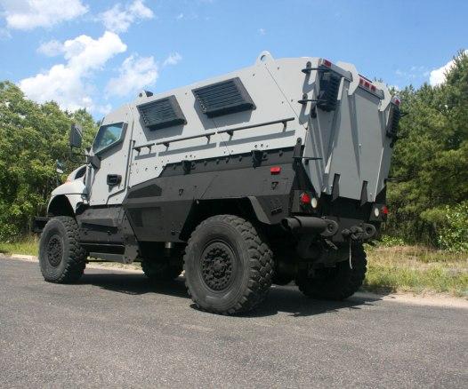 MRAP Lakewood Police