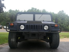 Harvey Cedars HUMVEE