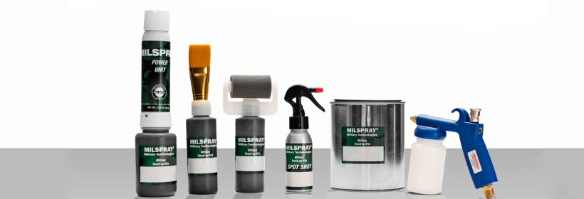 Touch Up Paints & Coatings