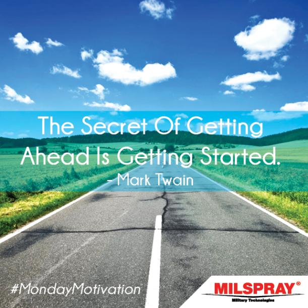 Getting Ahead Getting Started Mark Twain