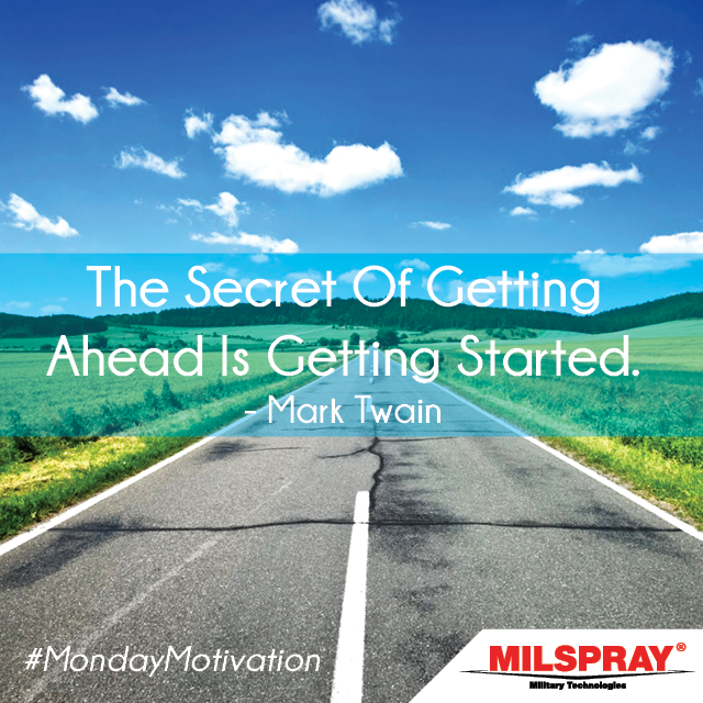 Getting Ahead Getting Started Mark Twain