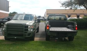 Air Force Pick-Up Truck Bed Liner
