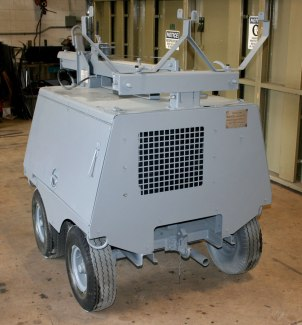 Aerospace Ground Equipment FL 1D Light Cart