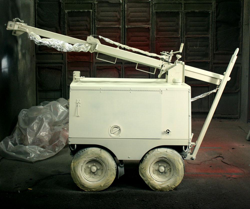 Aerospace Ground Equipment FL 1D Light Cart