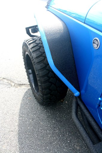 Bed Liner Tough Coat Jeep