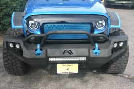Bed Liner Tough Coat Jeep