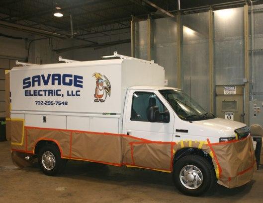 Tough Coat Savage Electric