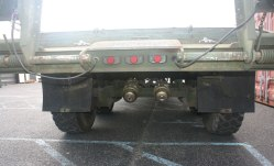 Engineer Equipment Trailer U.S. Marine Corps Forces Reserve