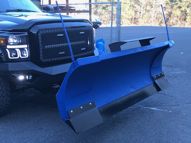 Blizzard Power Plow Tough Coat