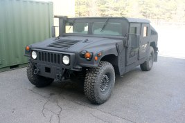 Old Bridge HUMVEE 1033 Program