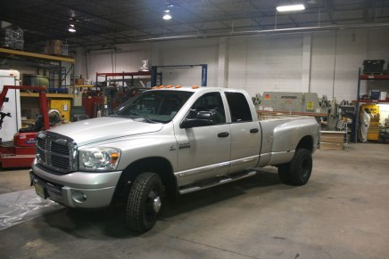 Ram 3500 Tough Coat Bed Liner