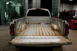 Ram 3500 Tough Coat Bed Liner