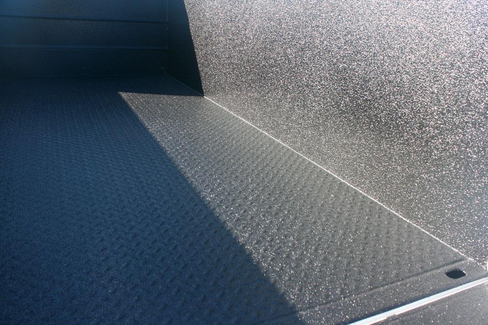Bed Liner Tough Coat Ford 350