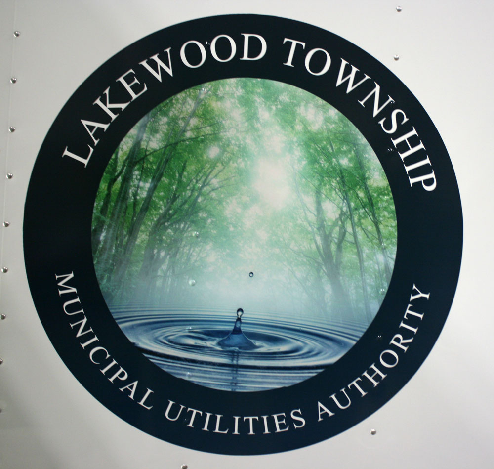 Lakewood Township Municipal Utilities Authority Box Truck