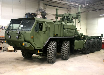 Logistic Vehicle System Replacement - LVSR | U S Marine Corp Reserve Training Center