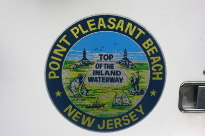 Point Pleasant Beach Garbage Truck