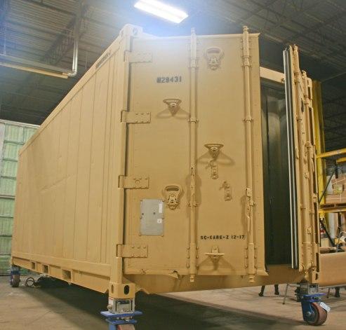 Marines Refrigeration System