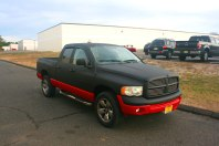 RAM 1500 Bed Liner Tough Coat