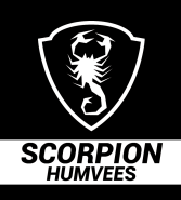 Scorpion HUMVEE Primary Logo