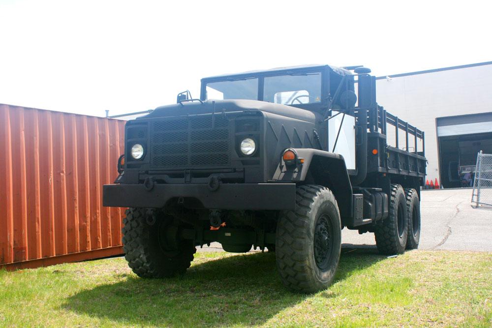 Old Bridge Police 5 Ton Truck