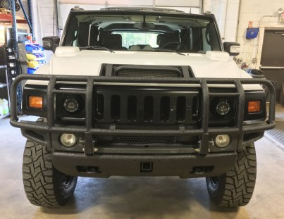 Tough Coat Bed Liner Hummer