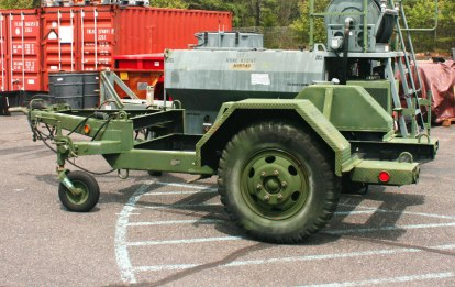 Chassis Trailer USMC