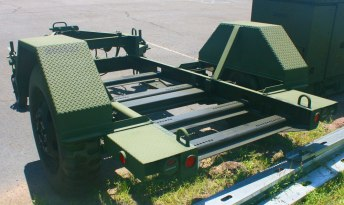 Chassis Trailer USMC