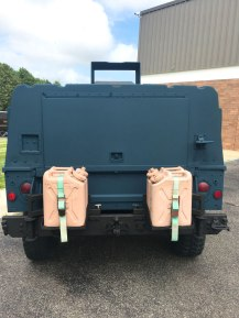 HUMVEE Little Silver Police Department