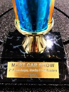 MAST Car Show