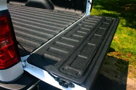 Chevy 2500 HD Tough Coat Bed Liner