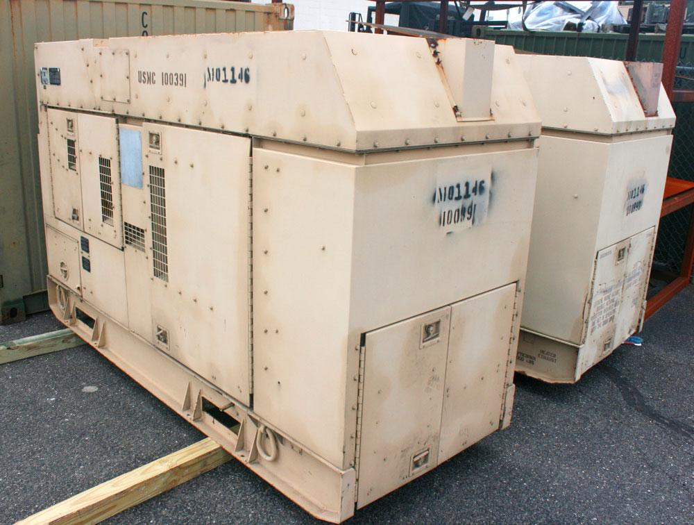 Generator MARFORRES