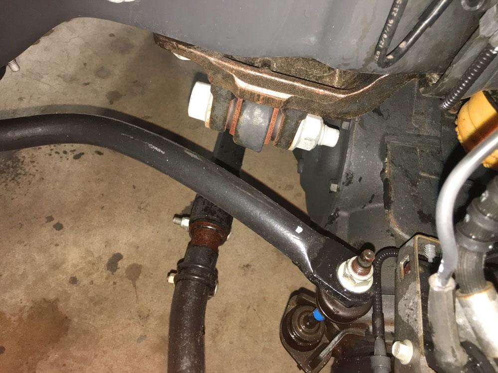Tectyl Undercarriage Ford 350 XL