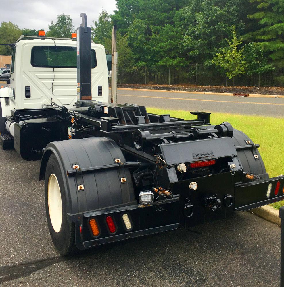 Swap Loader Municipal Truck - Newark, Delaware
