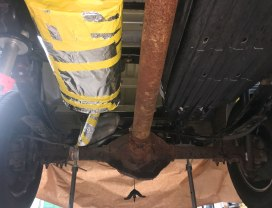 Tectyl Undercarriage Coatings
