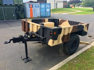 M1102 Military Trailer