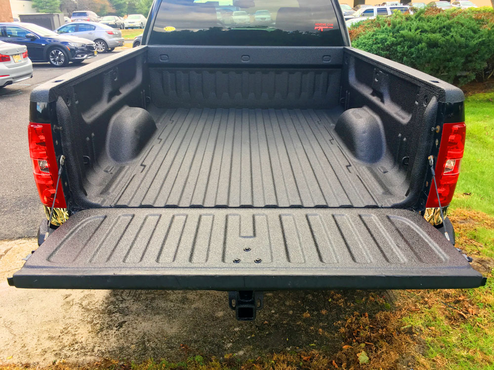 Chevy Bed Liner Tough Coat